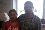 Julio and Juana Ortiz