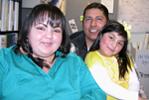 Santiago-Reyes family