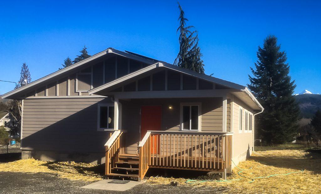 Linda Clow home in Acme, Washington