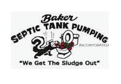 Baker Septic Logo