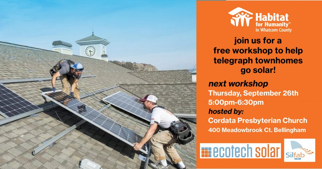 Ecotech Solar workshop