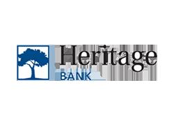 Heritage Bank logo