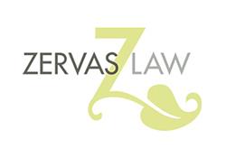 Zervas Law logo