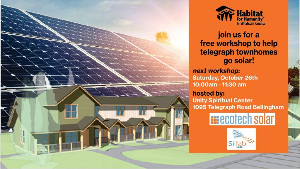 Ecotech Solar Workshop 2
