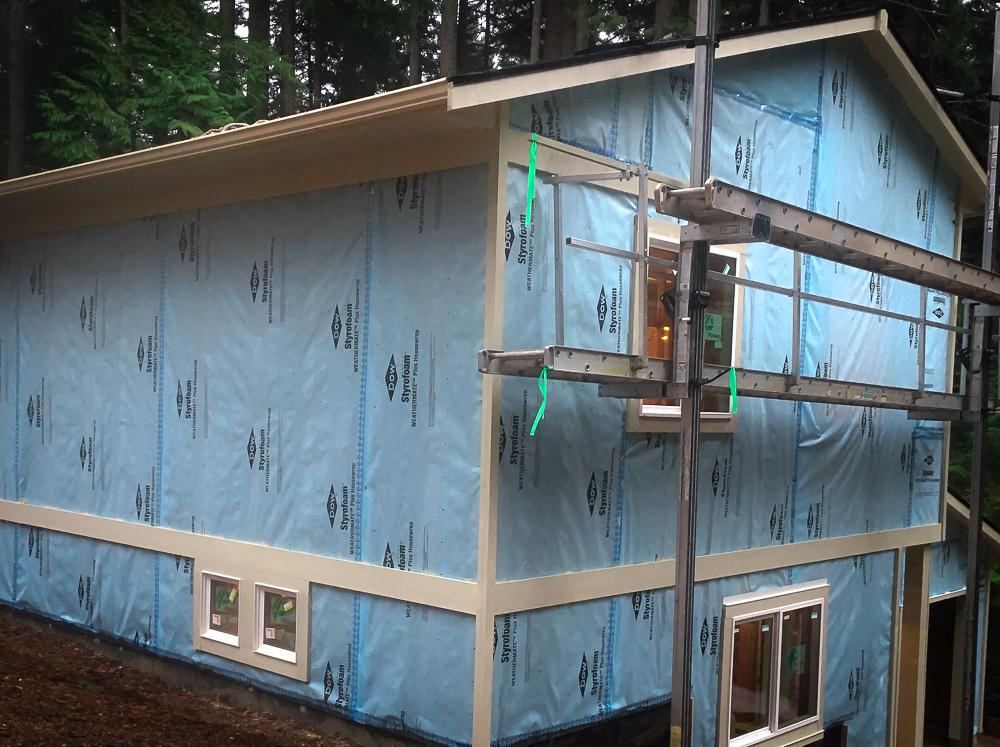 Habitat's build in Sudden Valley