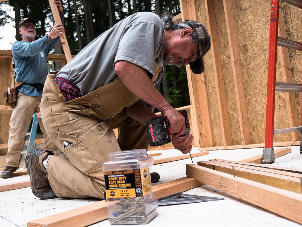 Volunteer in Sudden Valley