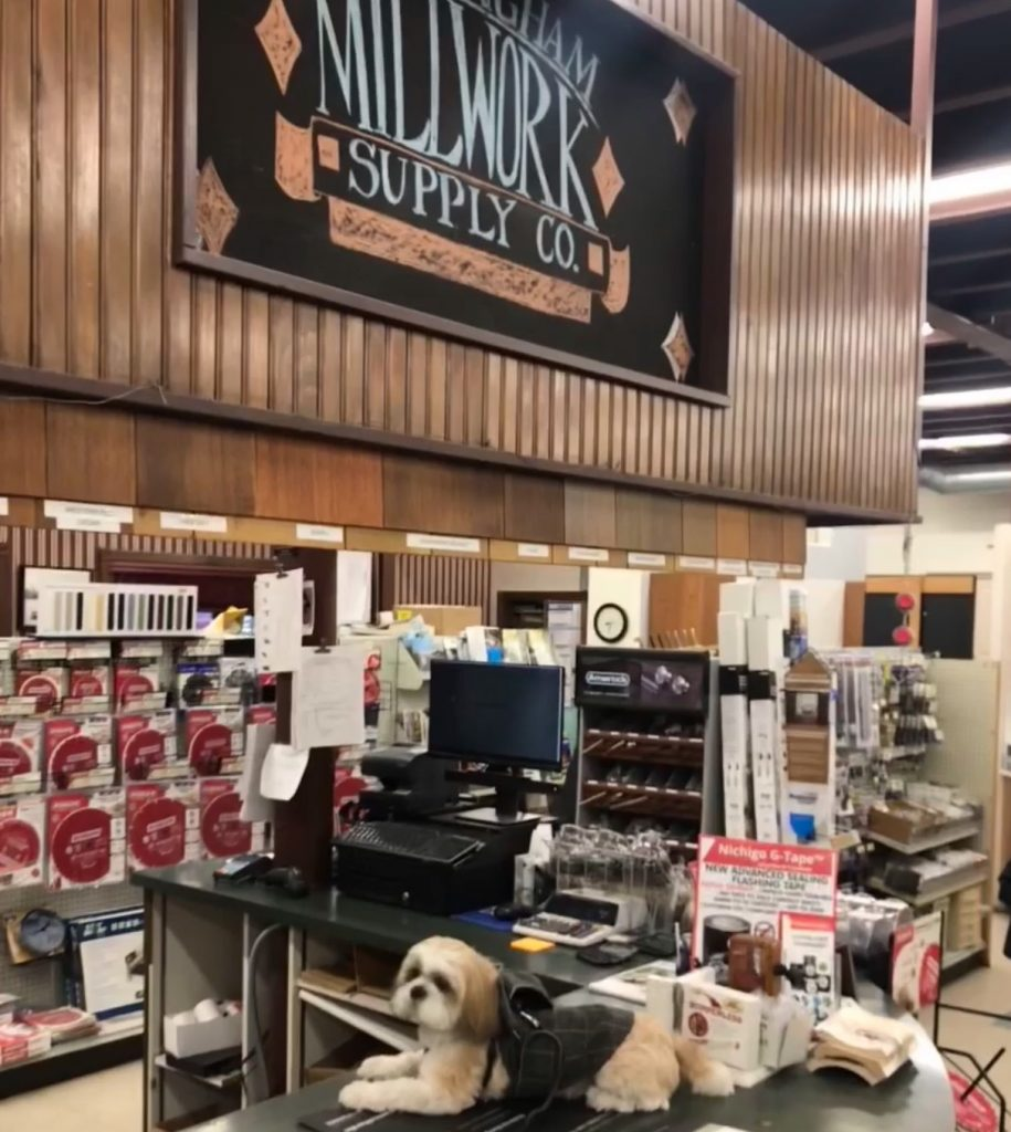 Cody at Millwork Supply Company