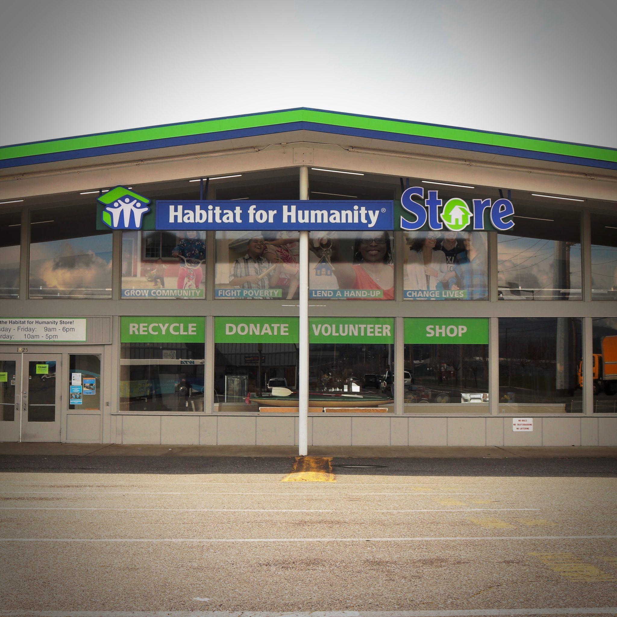 Habitat Store 1