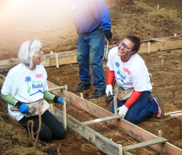 Women Build Foundation